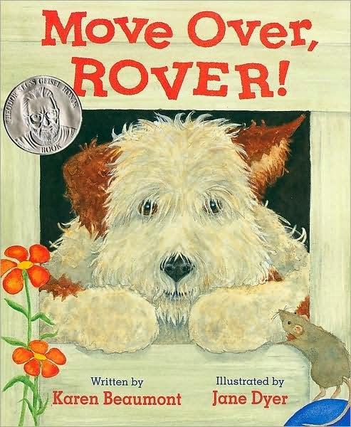 Move Over, Rover! book