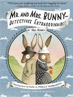 Mr. and Mrs. Bunny - Detectives Extraordinaire! book