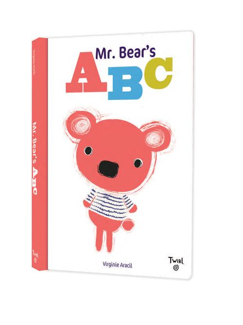Mr. Bear's ABC book