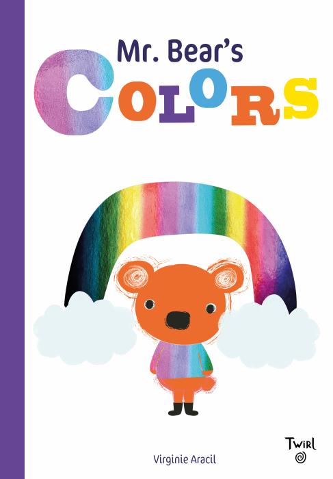 Mr. Bear's Colors book