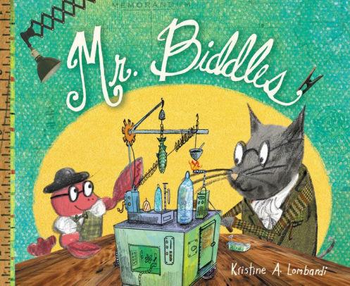 Mr. Biddles book