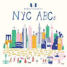 Mr. Boddington's Studio: NYC ABCs book