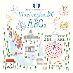 Mr. Boddington's Studio: Washington, DC ABCs book
