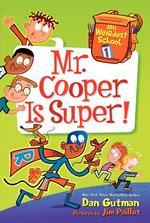 Mr. Cooper Is Super! book