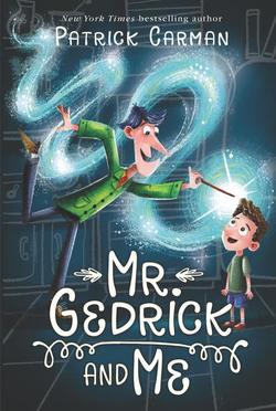 Mr. Gedrick and Me book