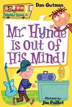 Mr. Hynde Is Out of His Mind! book
