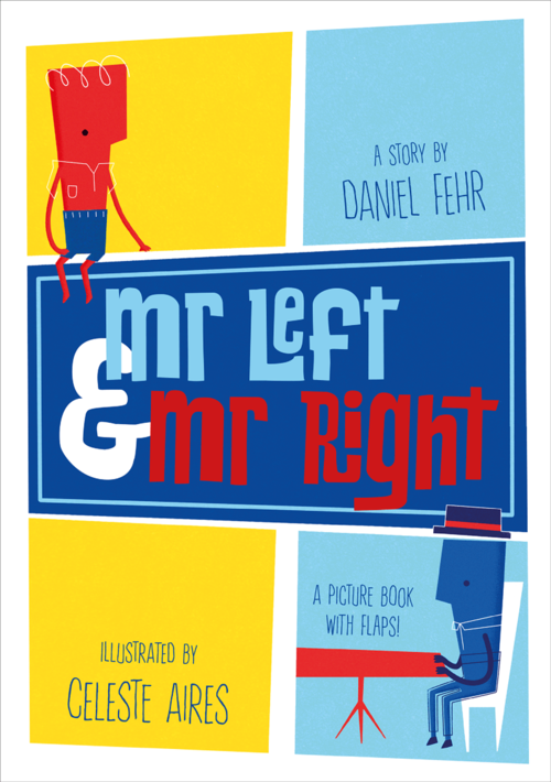 Mr Left and Mr Right book