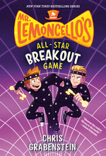 Mr. Lemoncello's All-Star Breakout Game book