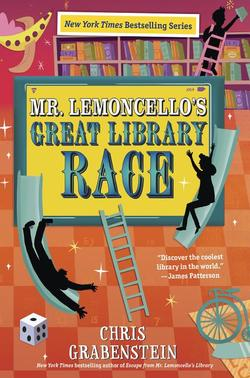 Mr. Lemoncello's Great Library Race book