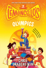Mr. Lemoncello's Library Olympics book