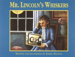 Mr. Lincoln's Whiskers Book