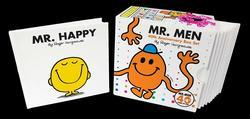 Mr. Men Box Set (Anniversary) book