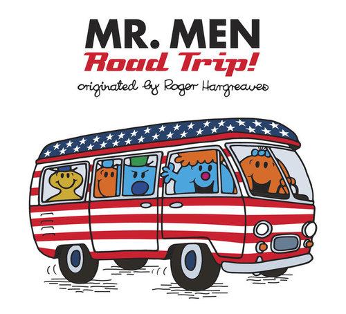 Mr. Men: Road Trip! book