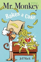 Mr. Monkey Bakes a Cake Book