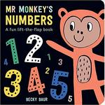 Mr. Monkey's Numbers book