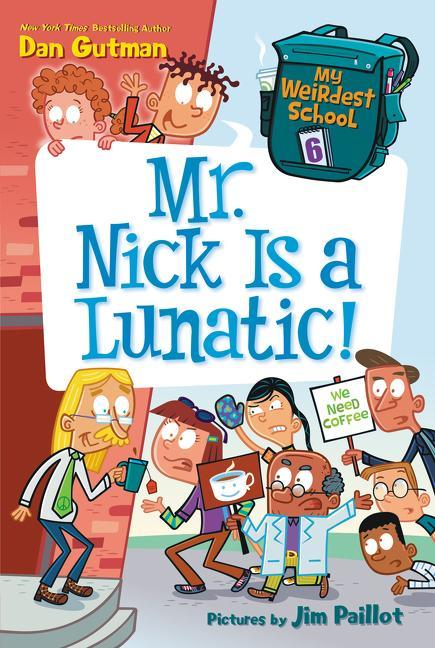 Mr. Nick Is a Lunatic! book