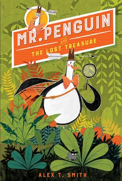 Mr. Penguin and the Lost Treasure book