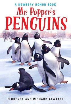 Mr. Popper's Penguins book