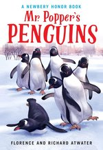 Mr. Popper's Penguins book