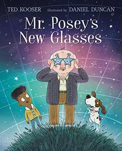 Mr. Posey's New Glasses book
