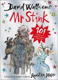 Mr Stink book