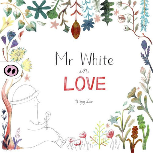 Mr White in Love book