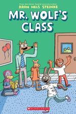 Mr. Wolf's Class book