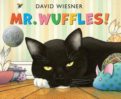 Mr. Wuffles! book