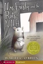 Mrs. Frisby and the Rats of Nimh book