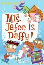 Mrs. Jafee Is Daffy! book