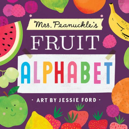 Mrs. Peanuckle's Fruit Alphabet book