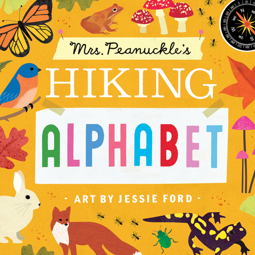 Mrs. Peanuckle's Hiking Alphabet book