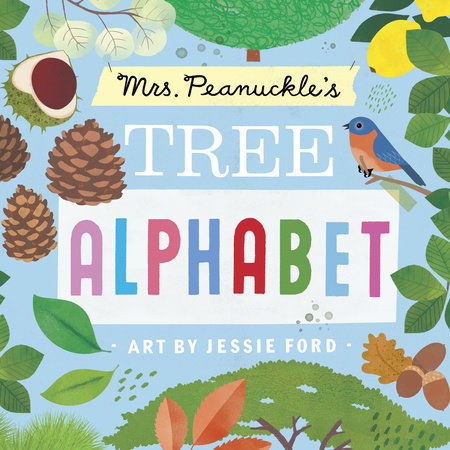 Mrs. Peanuckle's Tree Alphabet book