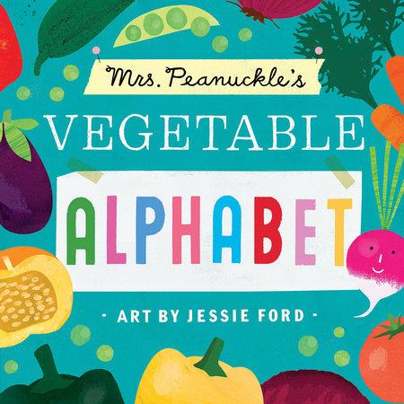 Mrs. Peanuckle's Vegetable Alphabet book