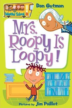 Mrs. Roopy Is Loopy! book