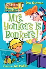 Mrs. Yonkers Is Bonkers! book