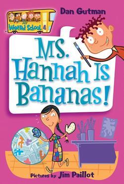 Ms. Hannah Is Bananas! book