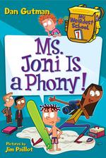 Ms. Joni Is a Phony! book