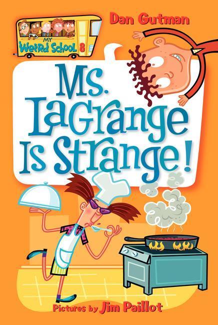 Ms. Lagrange Is Strange! book