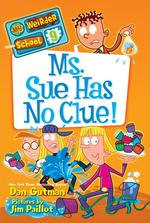 Ms. Sue Has No Clue! book