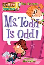 Ms. Todd Is Odd! book
