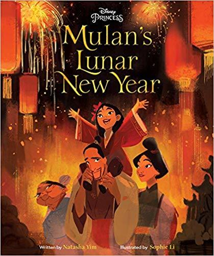 Mulan's Lunar New Year book