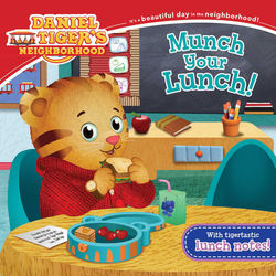 Munch Your Lunch! book