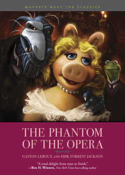 Muppets Meet the Classics: the Phantom of the Opera book