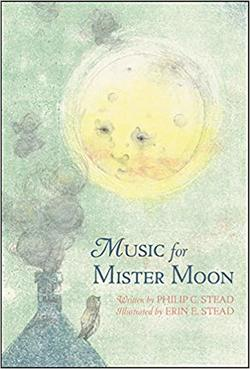 Music for Mister Moon Book