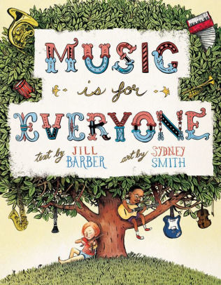 Music Is for Everyone book