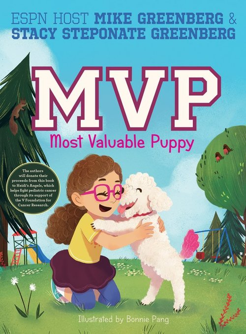 MVP: Most Valuable Puppy book