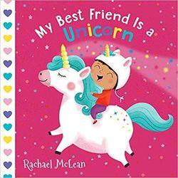 My Best Friend Is a Unicorn book