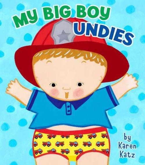 My Big Boy Undies book