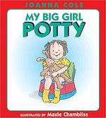 My Big Girl Potty book